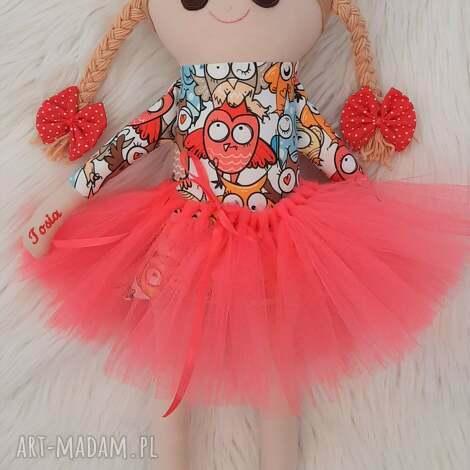szmacianka, szmaciana lalka z personalizacją, lalka
