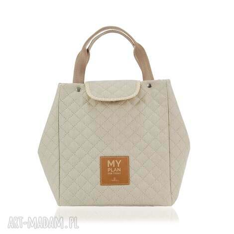 torba lunch bag 1860 - lunch bag, torba lunchbag, torba na obiad, torba na śniadanie
