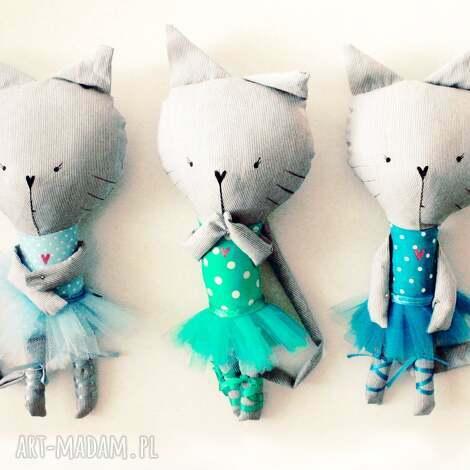 kieszonkowy kot baletnica - kot, balet, balerina, kotek, tutu, taniec