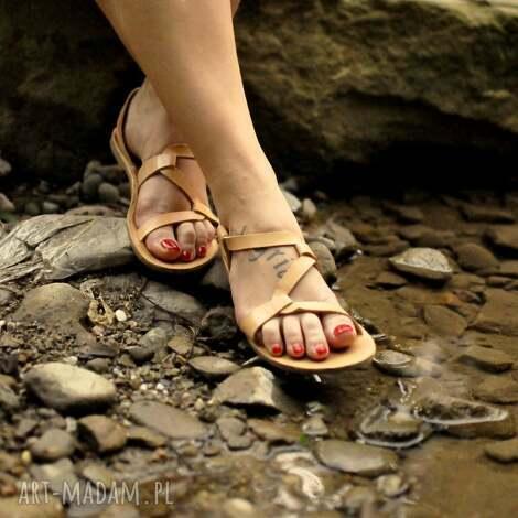 buty sandały wężyki, ludowe, folk, skórzane, sandałki, sandały, owijaki