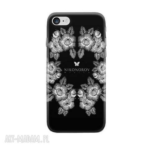 etui na telefon - patria black and white, etui, case, telefon