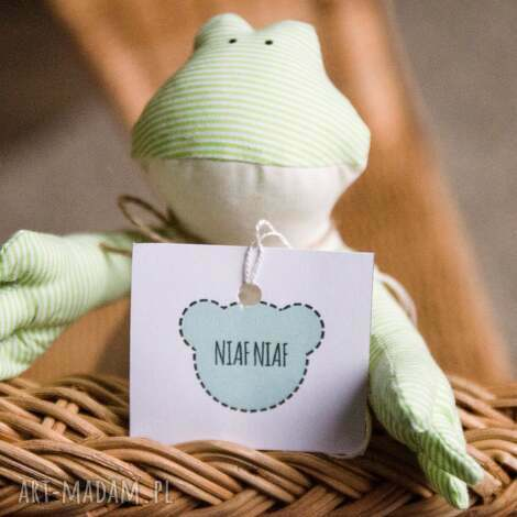 edmund - żaba idealny przytulak , żaba, przytulak, przytulanka, dziecko, baby