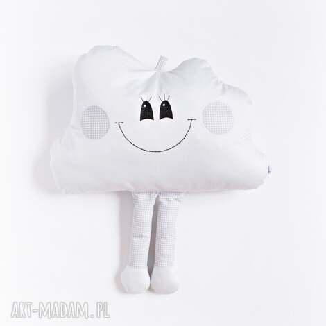 poduszka ozdobna dziecięca- uśmiechnięta chmurka - dla chłopca