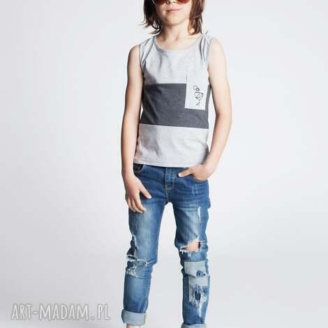 koszulka chk12m, bluzka, koszulka, tshirt, ptaki, sportowa, chłopięca