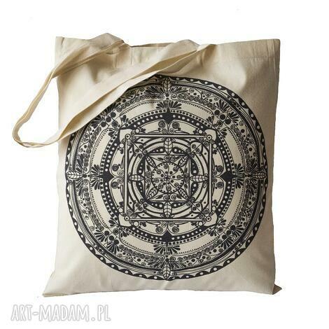 torba na zakupy mandala, zakupy, grafika, torba, torebka, eko, unikalny
