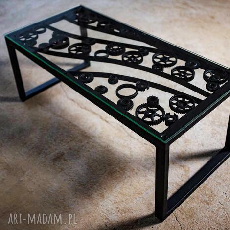 stół, ława industrialna, ława, kawowy, industrailny, metalowy, unikatowy stoły