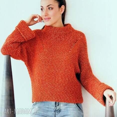 swetry sweter nimes, sweter, wełniany, ciepły, prezent, dziergany