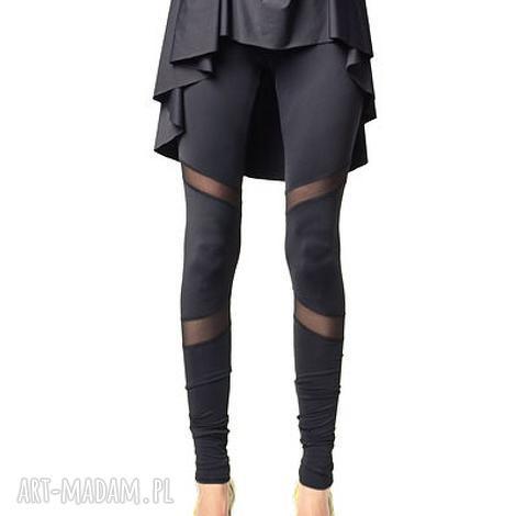 futurystyczne matowe, legginsy, wyszczuplające, tiul, jersey ubrania, prezent na
