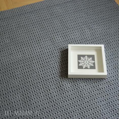 dywany komplet dywanów na zamówienie p kasi, dywan, chodnik, dziergany