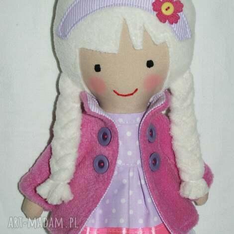 lalki laleczka wirginia, lalka, zabawka, przytulanka, prezent, niespodzianka, dziecko