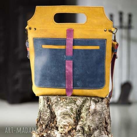 navahoclothing torebka skórzana ręcznie robiona navahoclothing, torba
