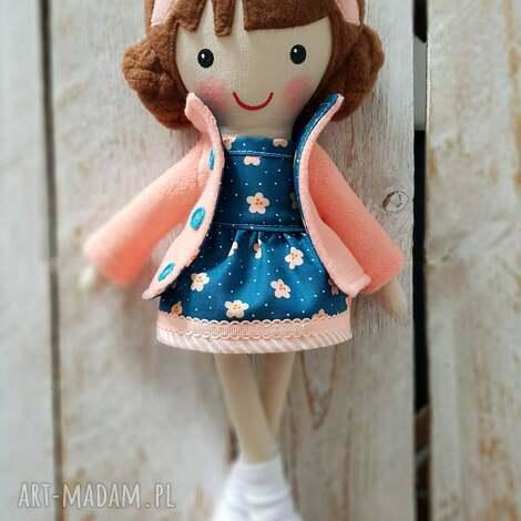 lalki malowana lala hania, lalka, przytulanka, niespodzianka, zabawka, prezent