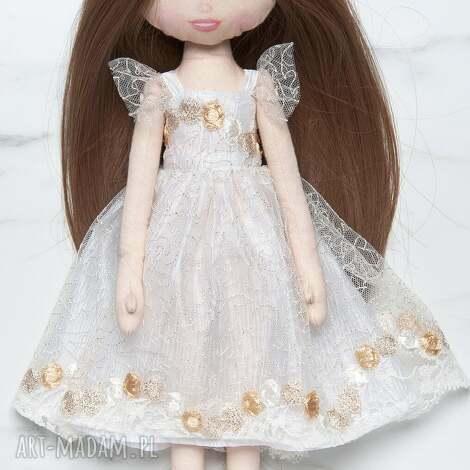 sukienka pasująca do lalek z serii fairies, lalka, laleczka, sukienka