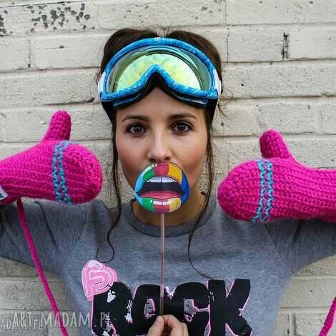 rękawiczki mode 15 - braininside, zima, rękawiczki