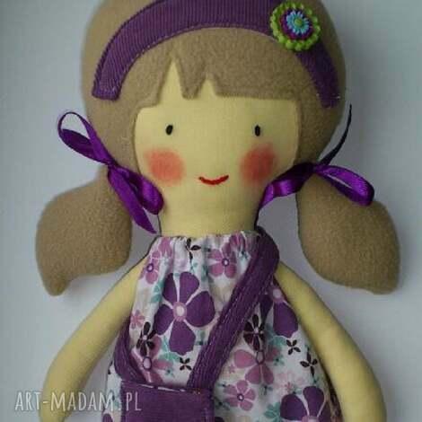 laleczka sara, lalka, zabawka, przytulanka, prezent, bawełna