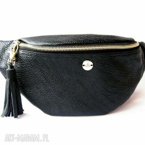 all in black nerka saszetka, nerka, chwost, brelok, autorska, handmade