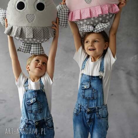 poduszka dziecięca sowa, dla dzieci, pomysł na prezent