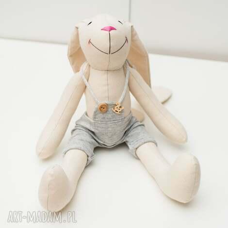 ArtShopLalaShop, królik prezent personalizowany święta (personalizacja, święta)