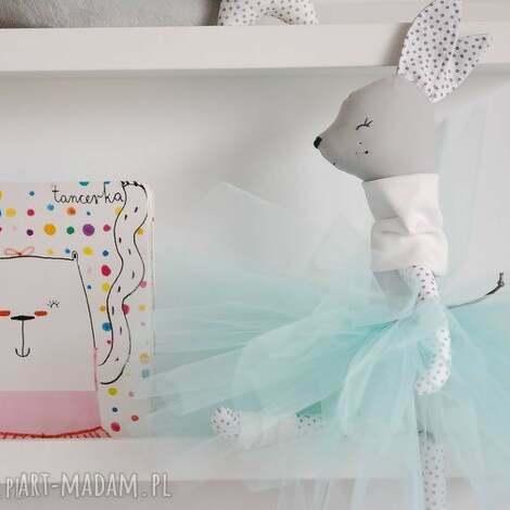 sarenka baletnica - sarenka, baletnica, balerina, lalka, prezent, handmade