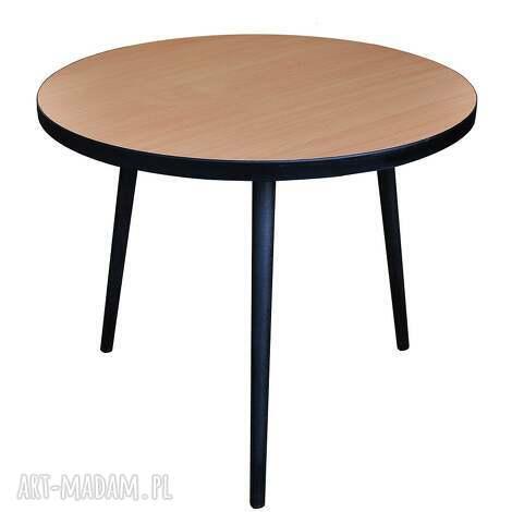 stoły stolik coffee table lumi brązowy, stolik, 60, oryginalny, kawowy dom