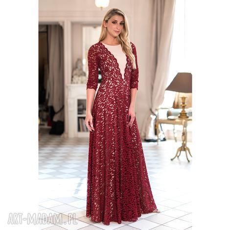 186261de78 Sukienki czerwone recznie robione. Sukienka czerwona