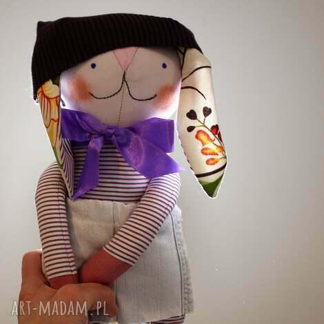 zajączek pastelowy prokop, przytulak, maskotka, zajączek, dziecko, zabawka