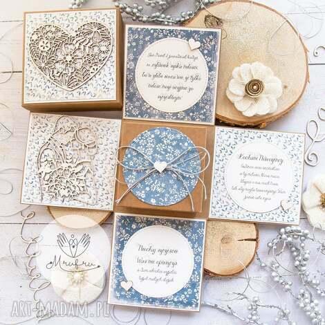 mrufru, eksplodujące pudełko ślubne. piękna, personalizowana pamiątka w dniu