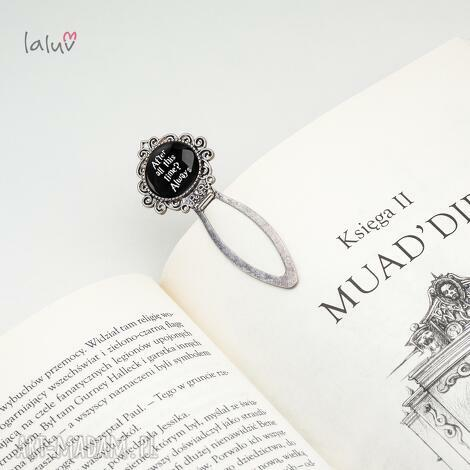zakładki zakładka do książki always, harry, potter, film, książka, cytat, hogwart