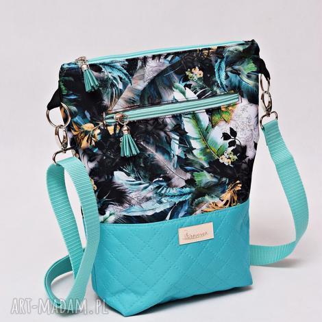 torebka listonoszka wodoodporna, torba na ramię, mała torebka przez ramię