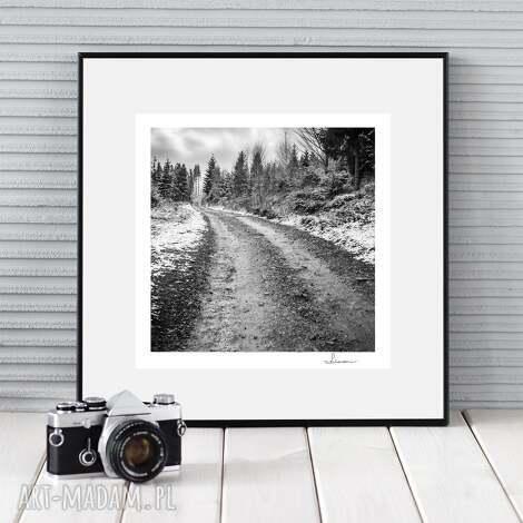 autorska fotografia analogowa, droga do przeszłości, zdjęcie, fotografia, dekoracja