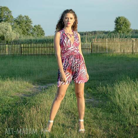 magic dress mini - wiele sukienek w jednej, sukienka, multistylizacyjna, mini