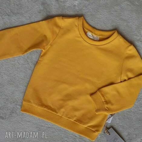 bluza dziecięca, bez kaptura, rozmiar 80, dla chłopca