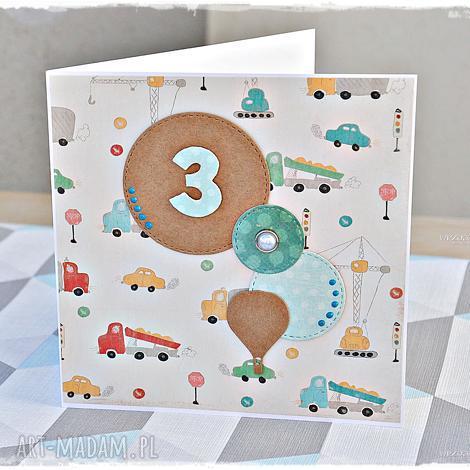 kartka na urodziny dla chłopca - personalizacja - kartka, urodziny, urodzinowa, dla