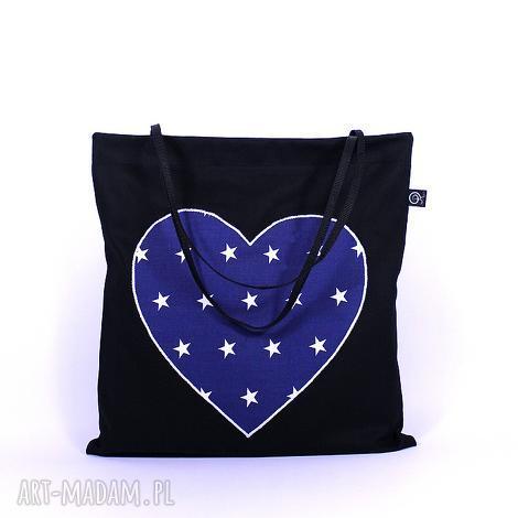 rekaproduction torba codzienna zakupówka 17, siatka, eko, torba, serce, zakupy