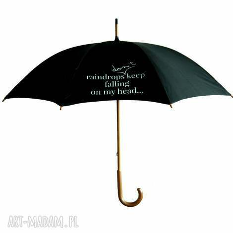 raindrops dont keep falling on my head, parasol, parasolki, parasole, prezent, design