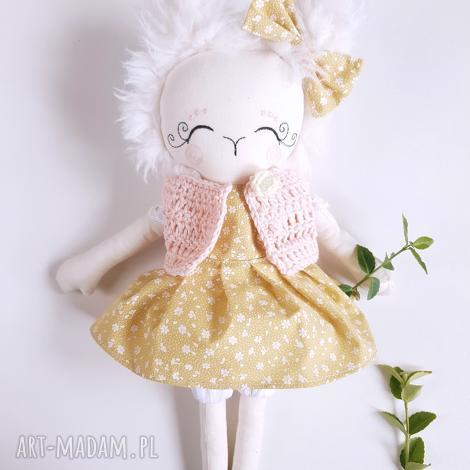 lalka alpaka1 - alpaka zwierzęta, przytulanka zabawka ubranka