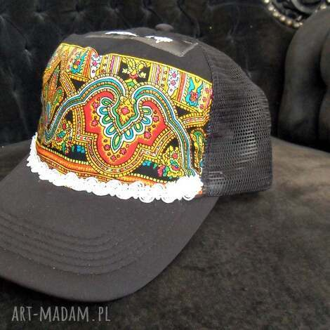 folk design- czapka tirówka góralska