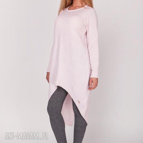 tunika,frak,długi sweter, dzianina, długa, tunika, kardigan
