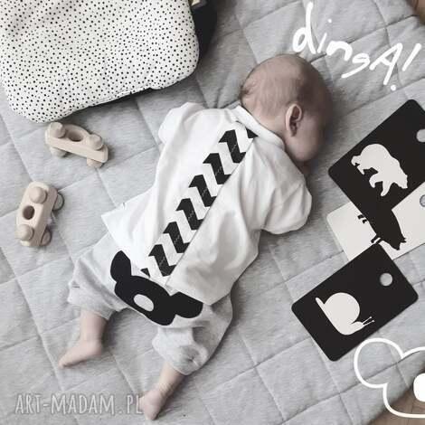 krótkie spodenki, dresówka, baggy, buba, bawełna ubranka dla dziecka