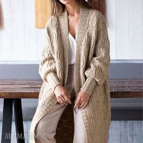 swetry płaszcz sweter sintra, płaszcz, sweter, wełniany, luksusowy, prezent