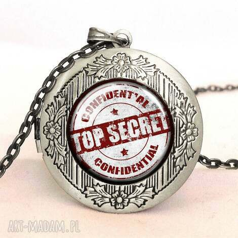 egginegg top secret - sekretnik z łańcuszkiem, top, secret, sekretnik, prezent