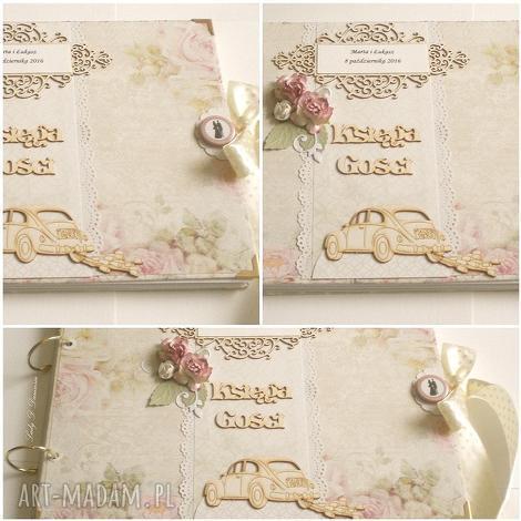 księga gości weselnych, księga, gości, ślub, wesele, prezent, album