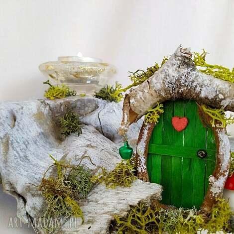 świecznik dekoracyjny magiczne drzwi kolekcja bald kommt weihnachten