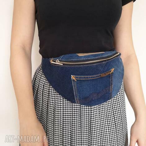 nerka z jeansu, jeans, nerka, torebka, dżinsowa, torebeczka torebki