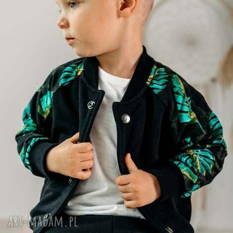 bpmberka aloha, chłopiec, rękodzieło, bluza, bomberka, jesień, dziecko