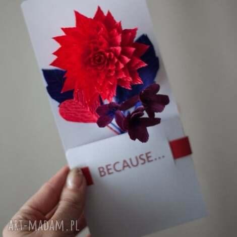 karteczki 3d prezent na valentines day - karteczki, 3d, valentines, day, prezent, love