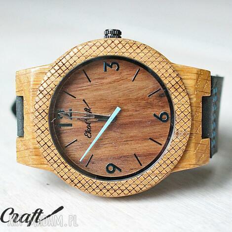 drewniany zegarek walnut eagle owl, zegarek, drewniany, prezent, lekki