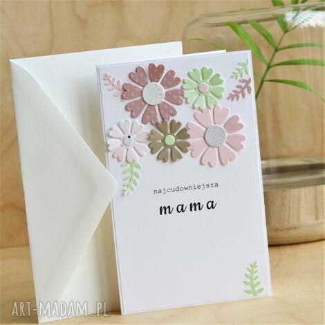 kartka na dzień mamy lub inne okazje - dzień, matki, mama, mamy, imieniny, kobiet