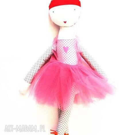 ruda baletowa - balet, tutu, taniec, balerina, szmacianka, bawełna