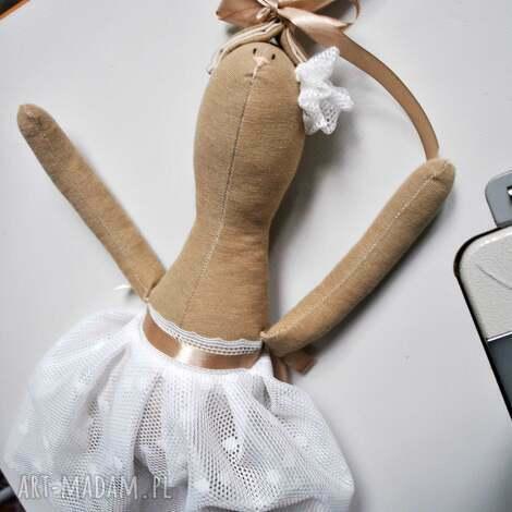 pani królik, maskotka, przytulanka, tilda, prezent, dziewczynki dla dziecka